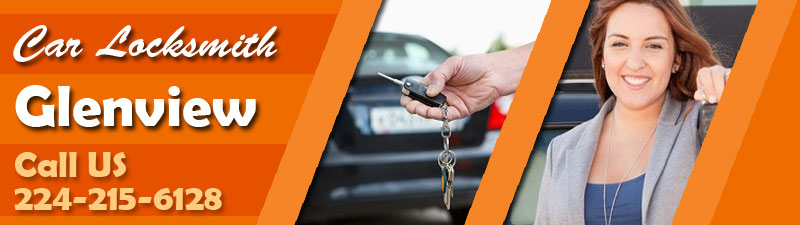 Car Locksmith Glen View Banner